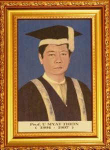 5. Dr. Myat Thein
