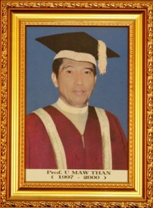 6. Dr. Maw Than