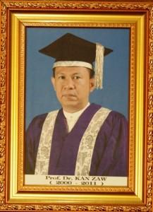 7. Dr. Kan Zaw