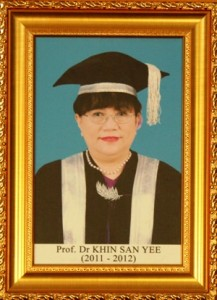 8. Dr. Khin San Yee