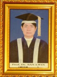 9. Dr. San Lwin