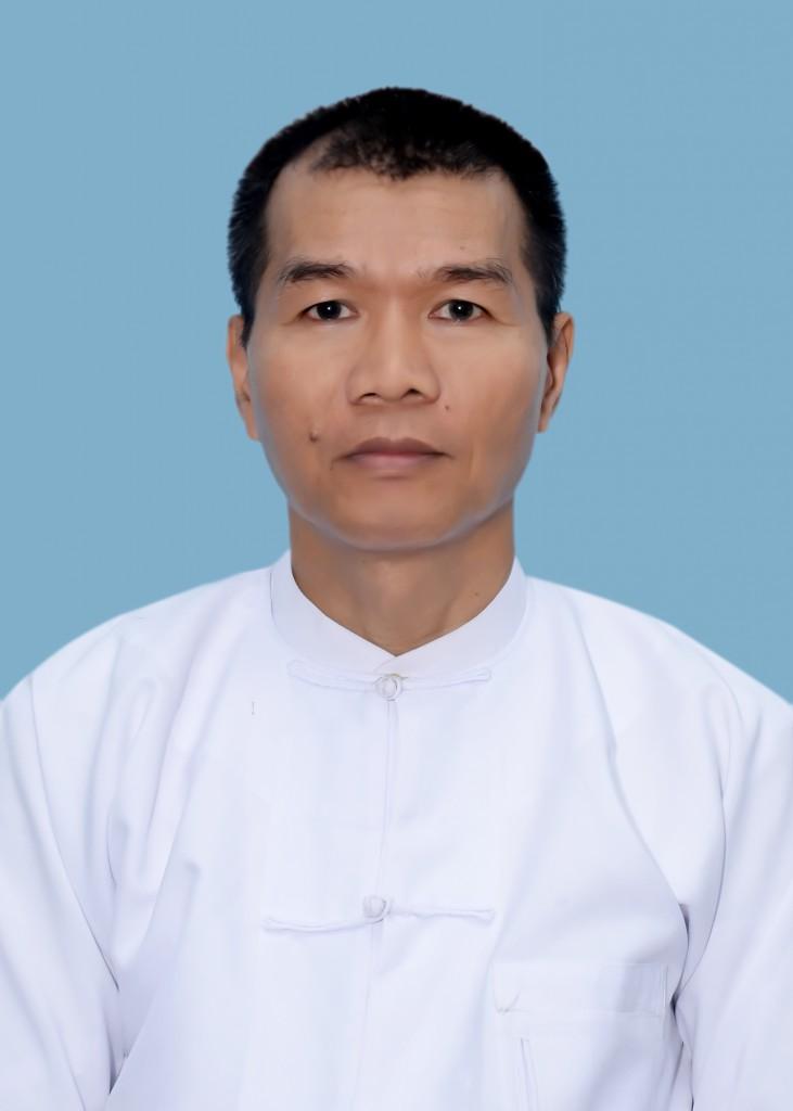 Assistance Registrar. U Khin Maung Thein