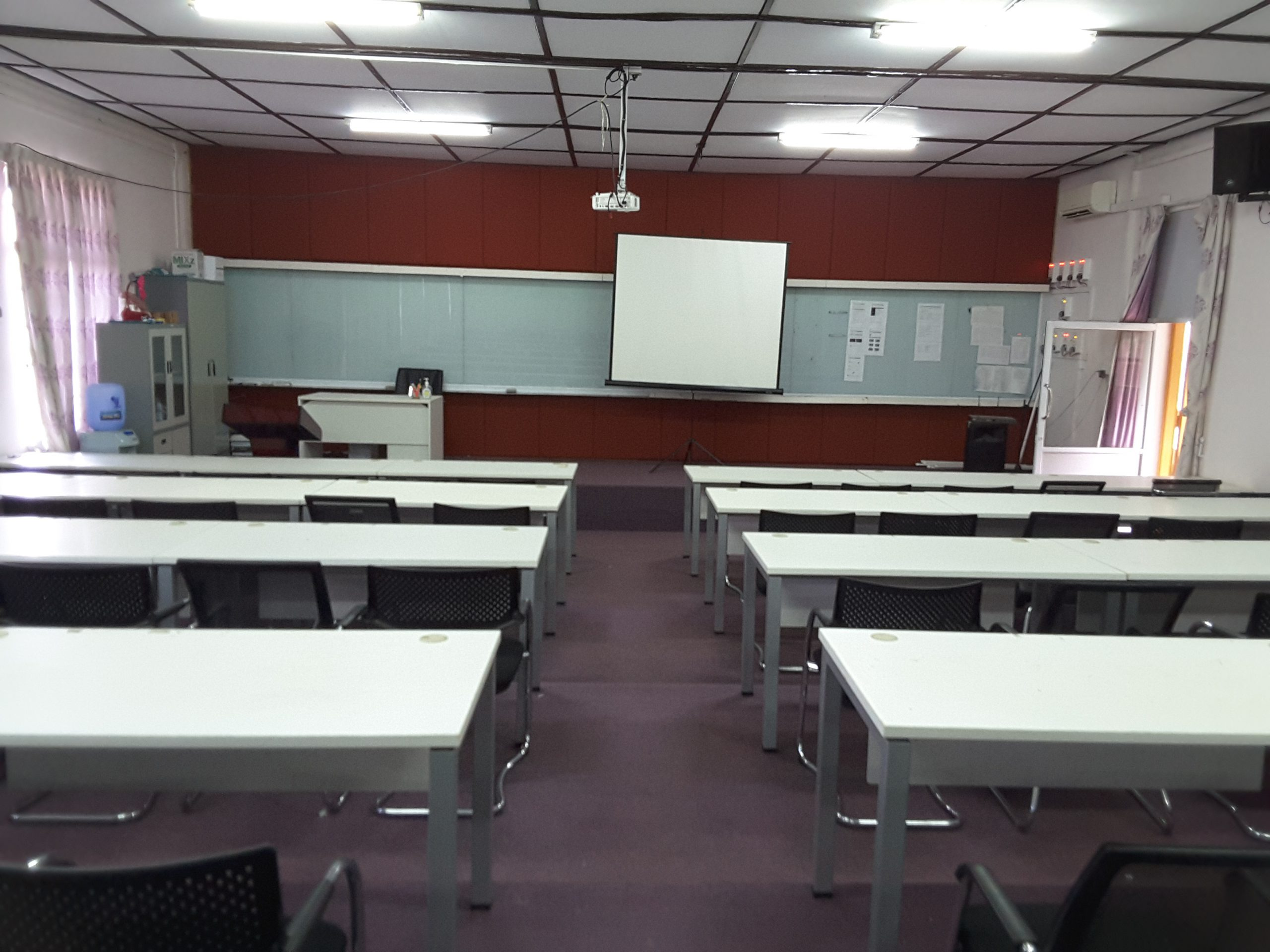Mater of Marketing Management Classroom (KMY)