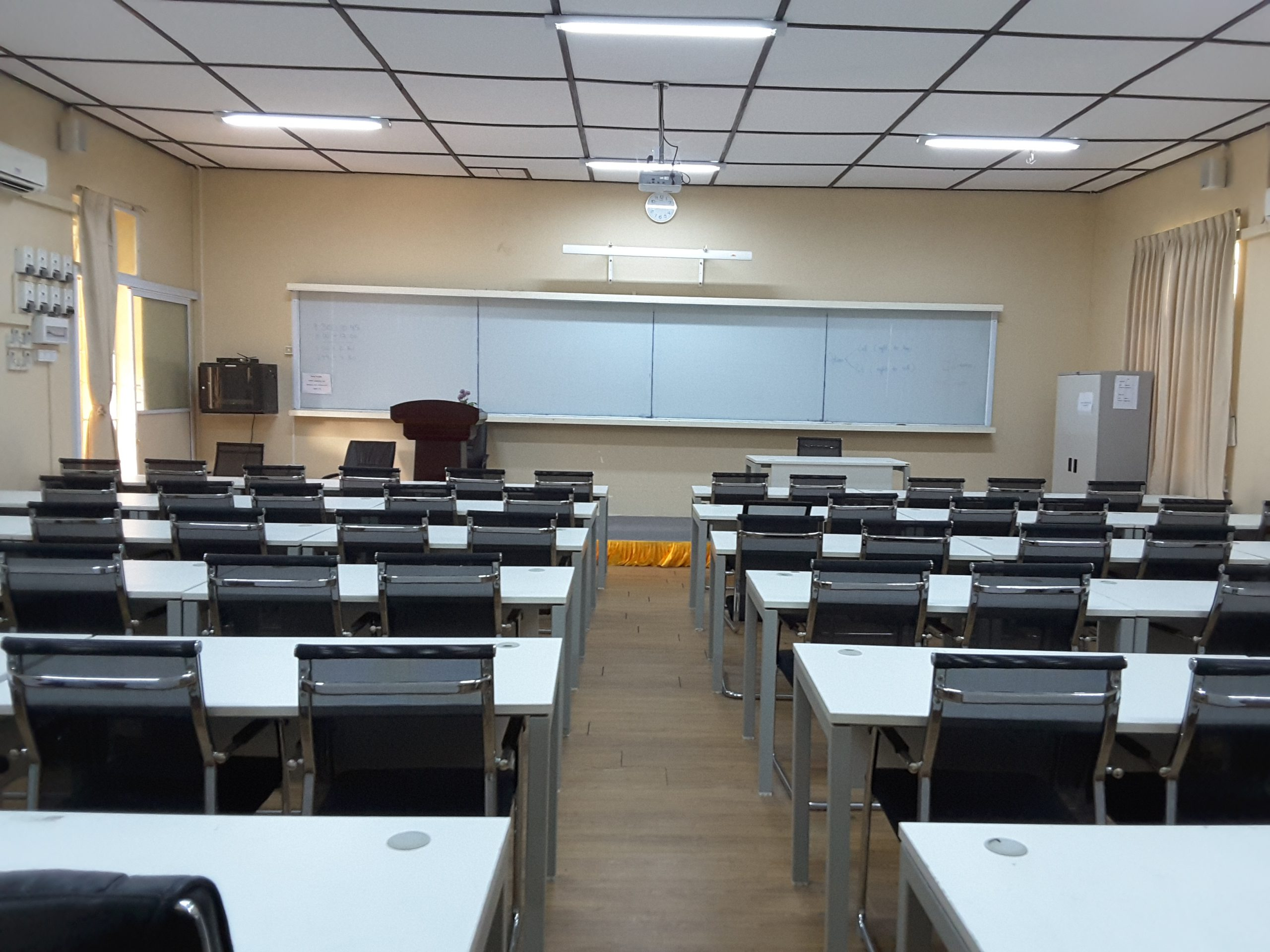 Master of Banking and Finance Classroom (KMY)