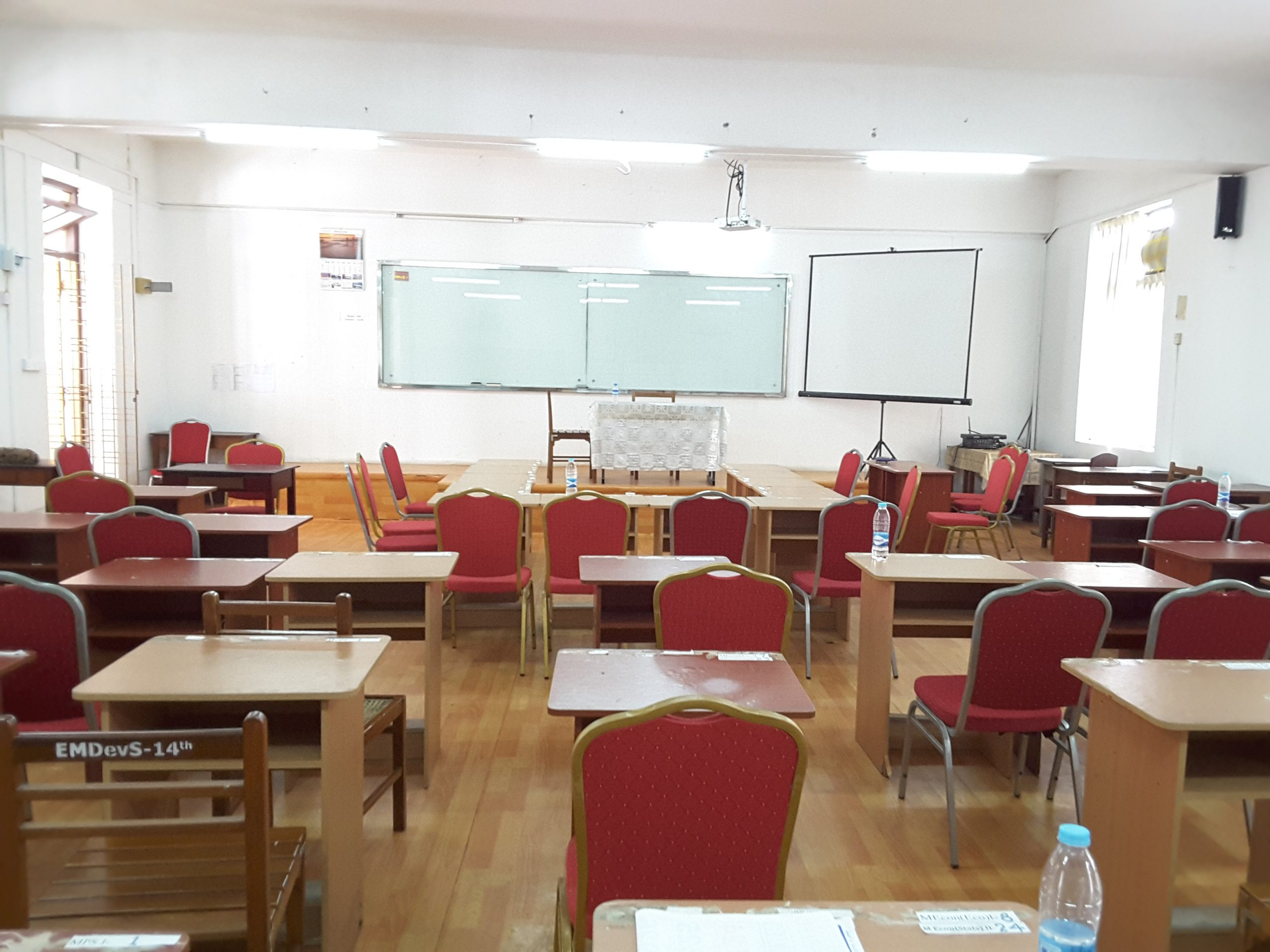 Master of Development Studies Classroom (KMY)