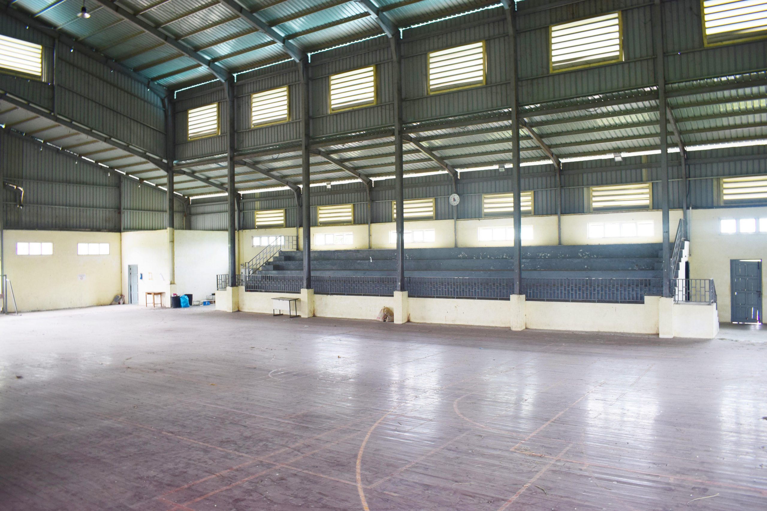 Indoor Gymnasium (Right)(YTG)