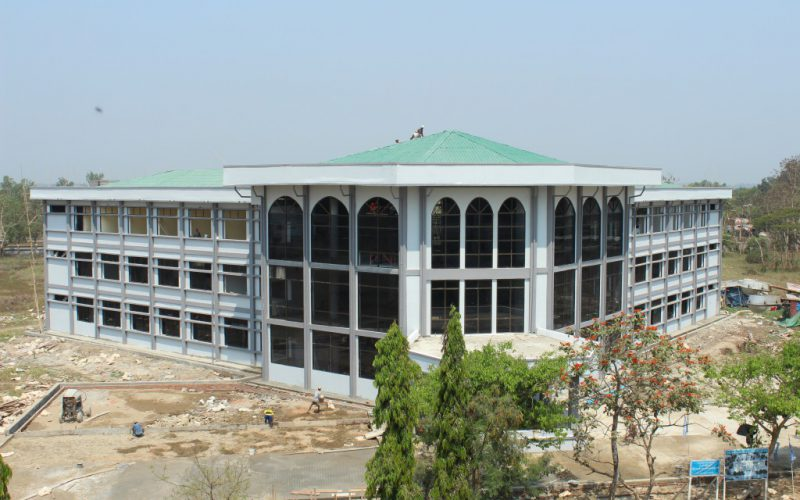 Library Building (YTG)