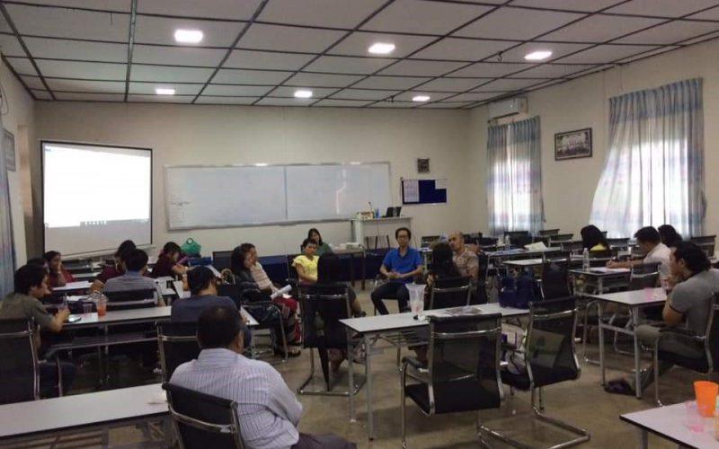 Conducting Students Meeting