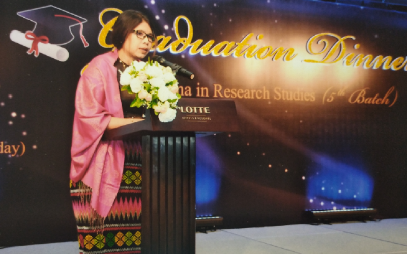 Greeting Speech by Head of Department